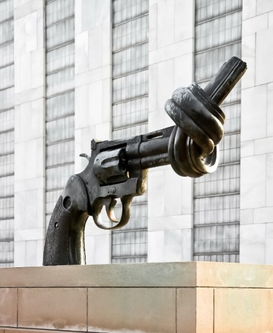 Efforts for no first use of arms treaty