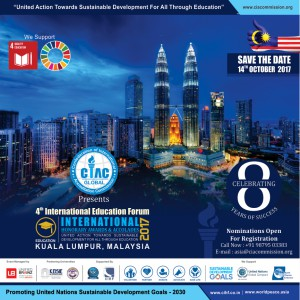4th International Education Forum 2017